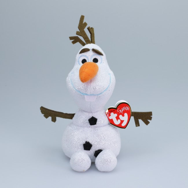 Olaf - Frozen - Snowman - Licensed Regular - TY Beanie Boo