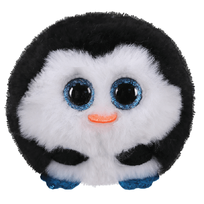 Ty Puffies Waddles - Penguin