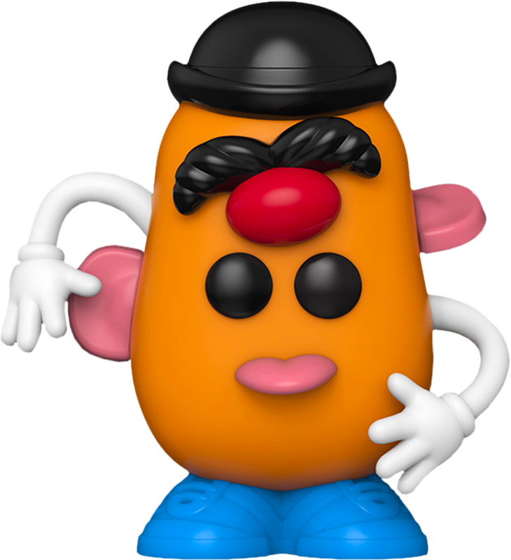 Hasbro - Mr Potato Head (Mixed Faces) - #NA - Pop! Vinyl