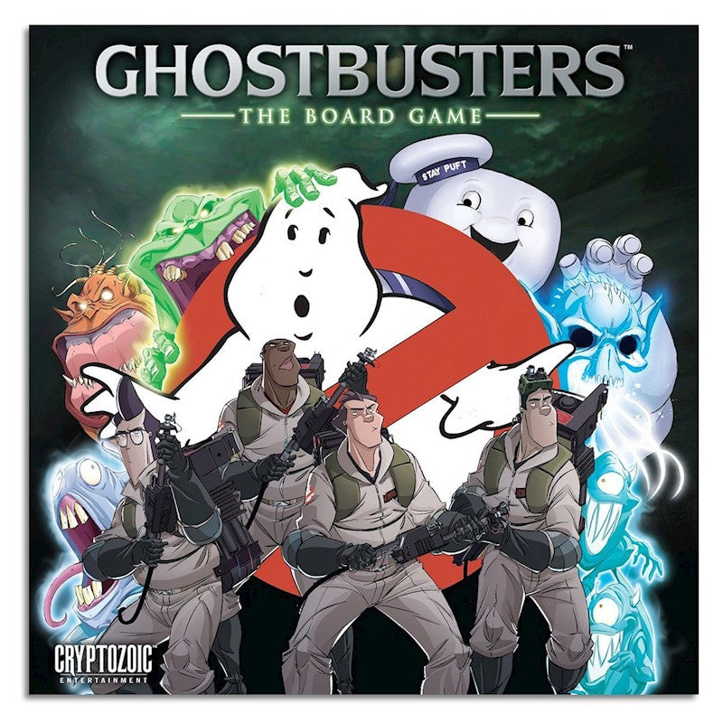 Ghostbusters - Board Game