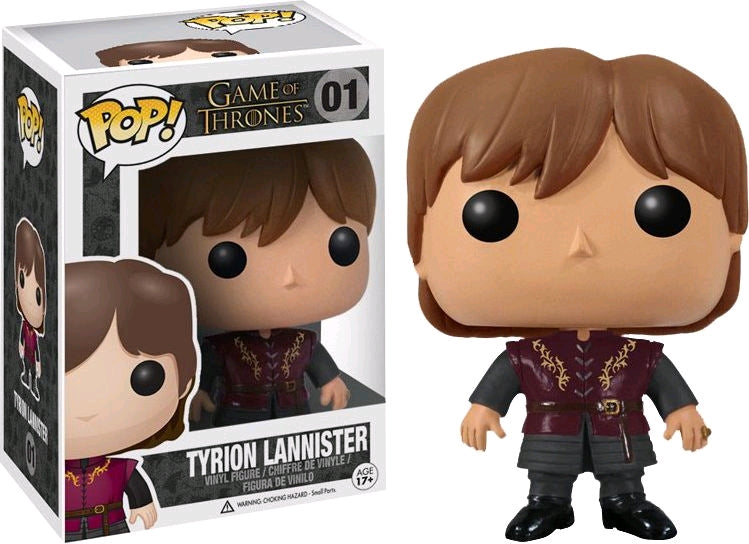 Game of Thrones - Tyrion Lannister - #01 - Pop! Vinyl