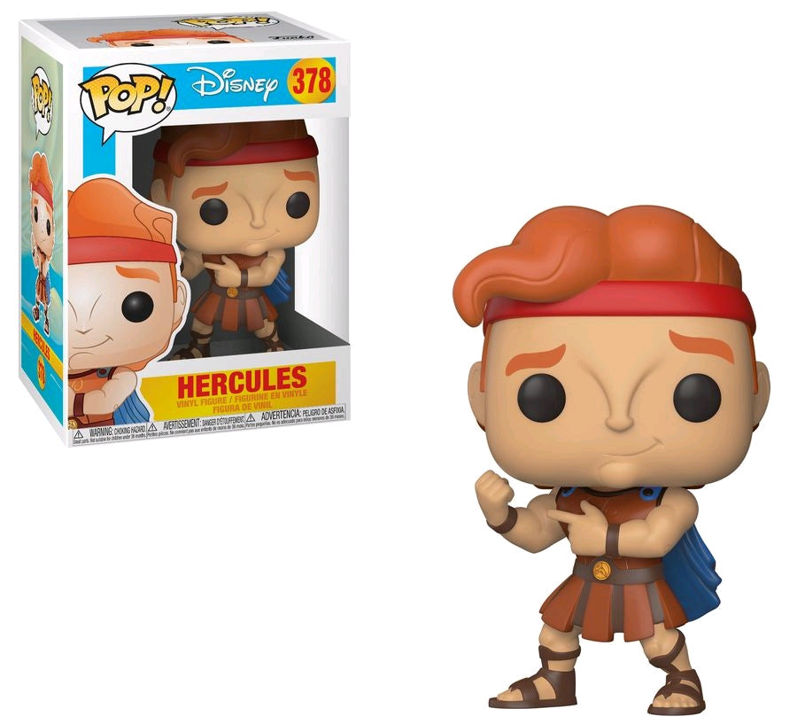 Disney - Hercules - #378 - Pop! Vinyl