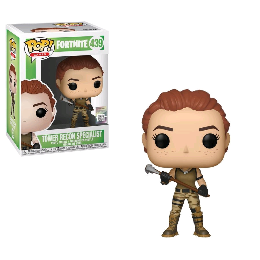 Fortnite - Tower Recon Specialist - #439 - Pop! Vinyl