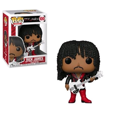 POP VINYL RICK JAMES #100