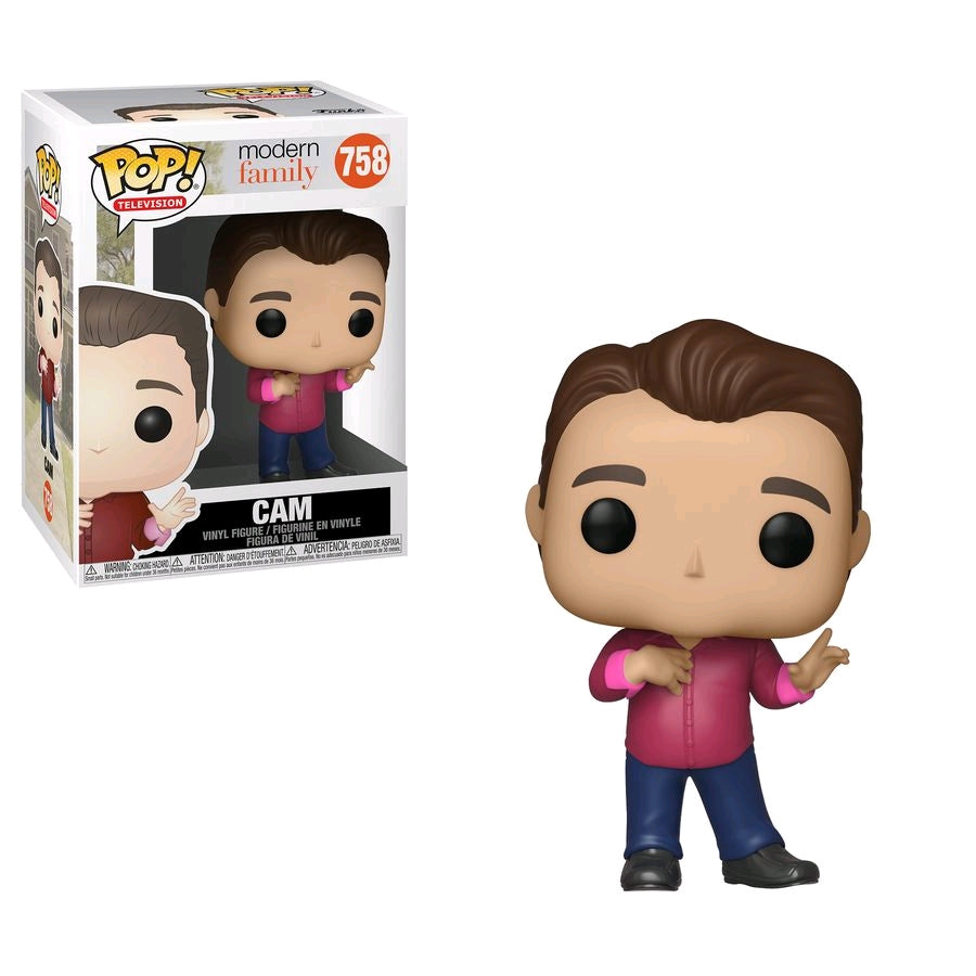 POP VINYL MODERN FAMILY CAM #758
