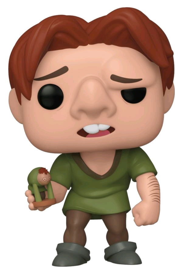 POP VINYL THE HUNCHBACK OF NOTRE DAME QUASIMODO #633