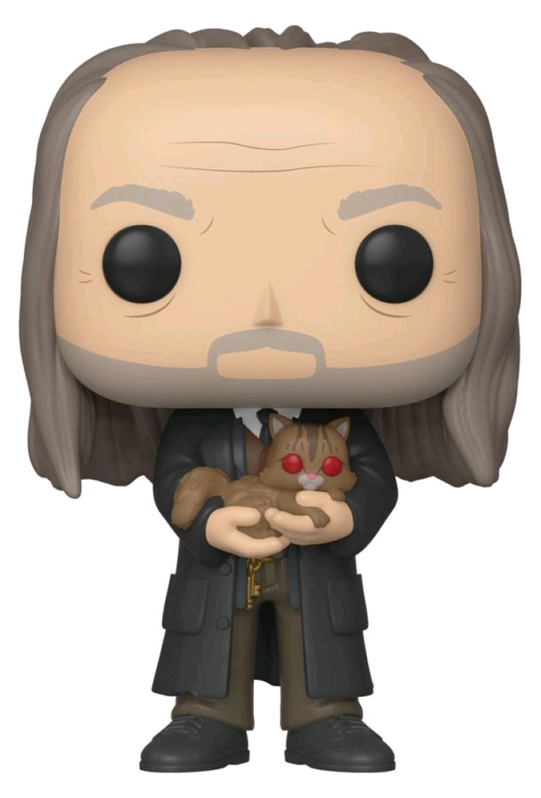 Harry Potter - Filch & Mrs Norris Yule Ball - #101 - NYCC19 - Pop! Vinyl