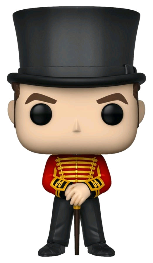 POP VINYL GREATEST SHOWMAN PHILLIP CARLYLE #828