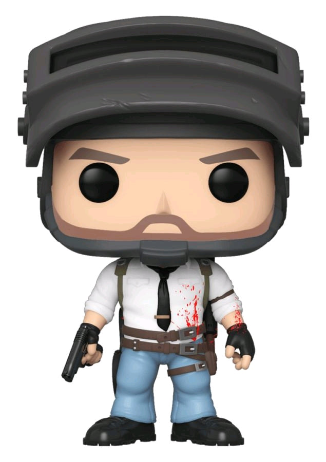 POP VINYL PUBG LONE SURVIVOR #556