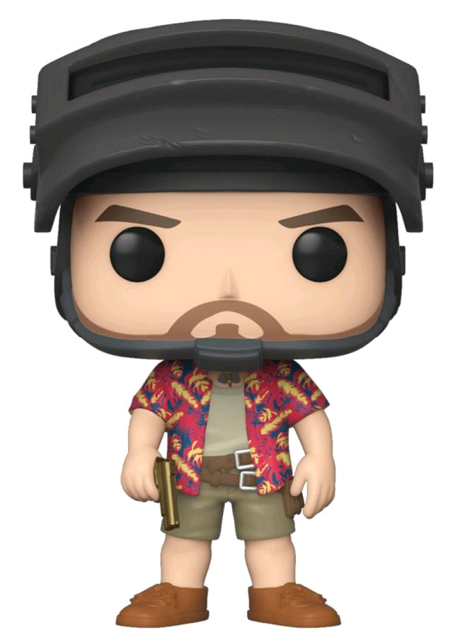 POP VINYL PUBG SANHOK SURVIVOR HAWIIAN SHIRT #557