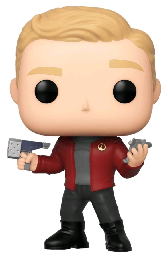POP VINYL BLACK MIRROR ROBERT DALY #943