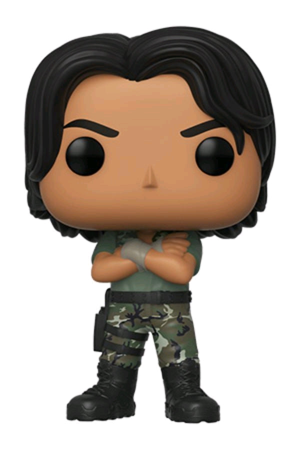Altered Carbon - Takeshi Kovacs (Birth Kovacs) - #924 - Pop Vinyl