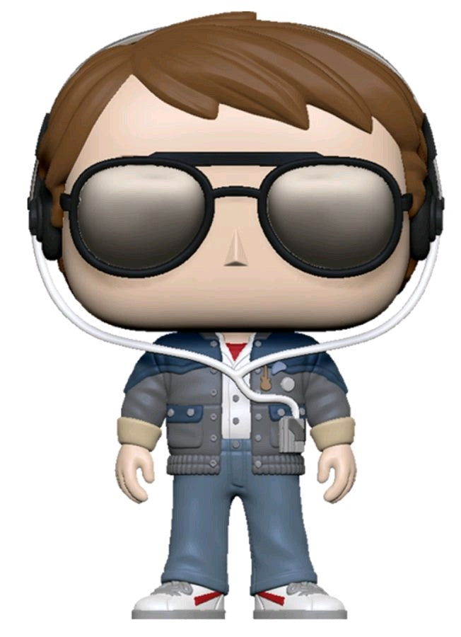 Back to the Future - Marty W/Sunglasses - # - Pop! Vinyl