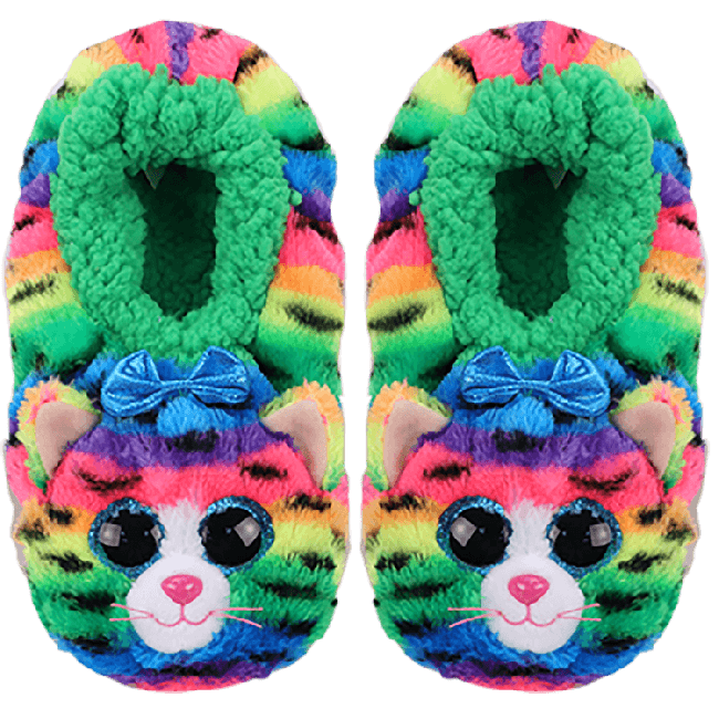 Ty Fashion Slippers Tigerly - Medium