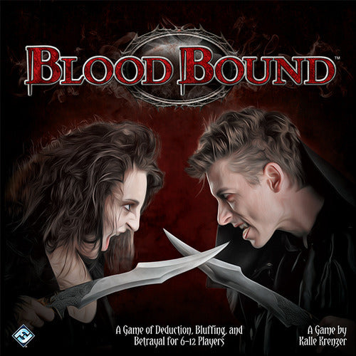 BOARD GAME - BLOOD BOUND