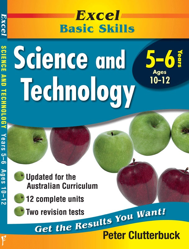 Basic Skills - Science & Technology - Years 5-6 - Excel