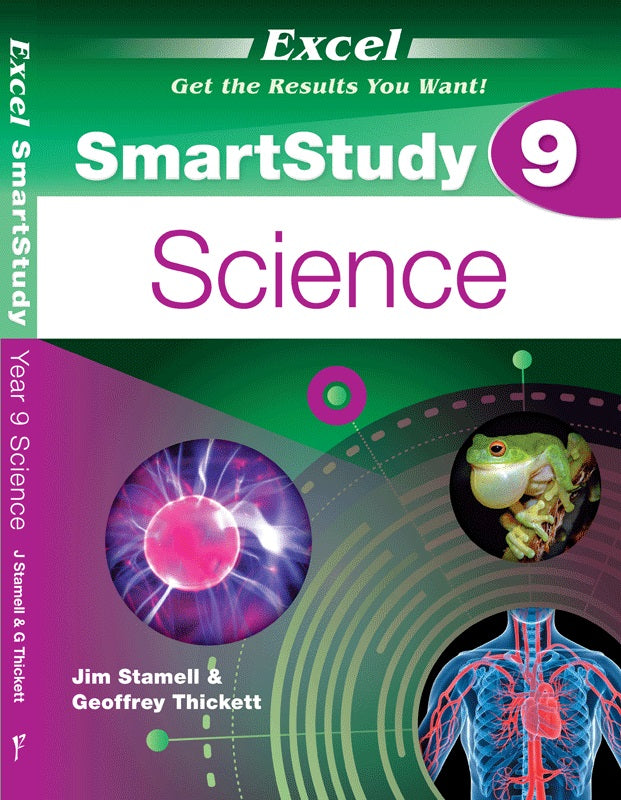 EXCEL SMARTSTUDY YEAR 9 SCIENCE