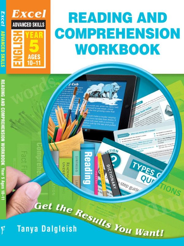 Advanced Reading & Comprehension Workbook Year 5