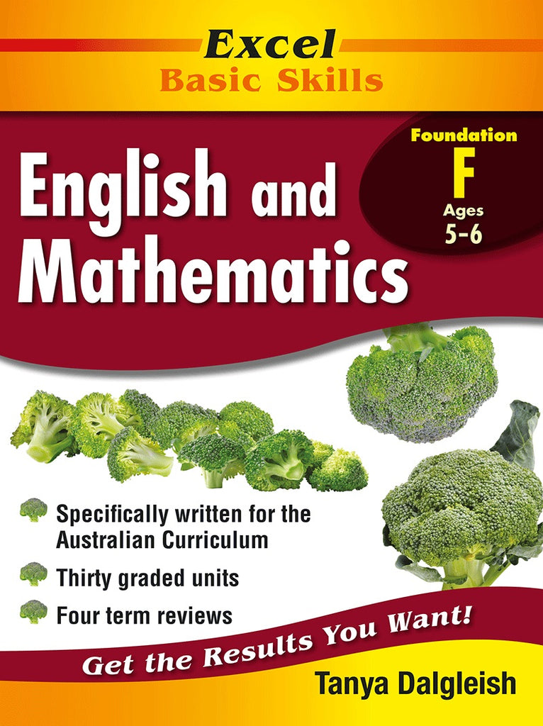 EXCEL BASIC SKILLS ENGLISH & MATH