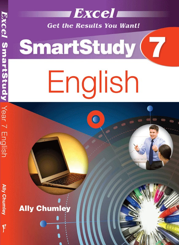 EXCEL SMARTSTUDY YEAR 7 ENGLISH