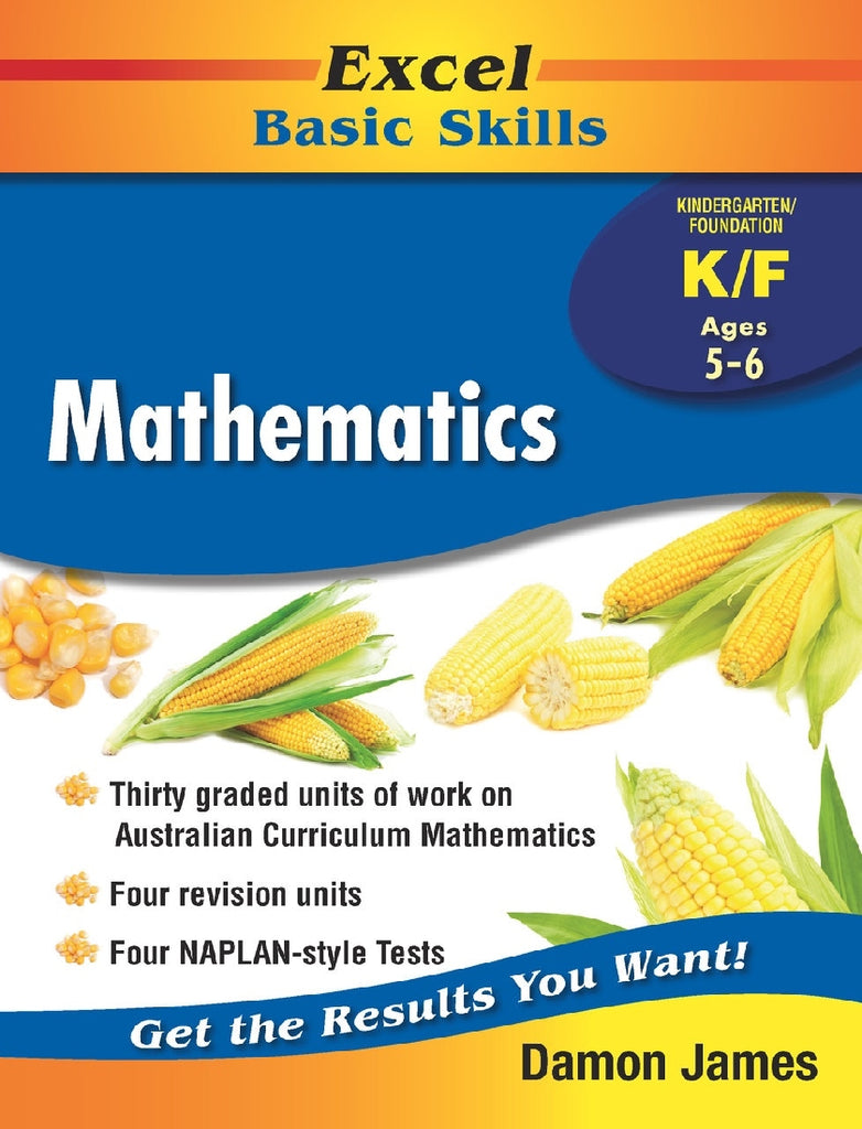 EXCEL BASIC SKILLS MATHEMATICS YEAR K