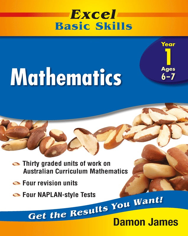 EXCEL BASIC SKILLS MATHEMATICS YEAR 1