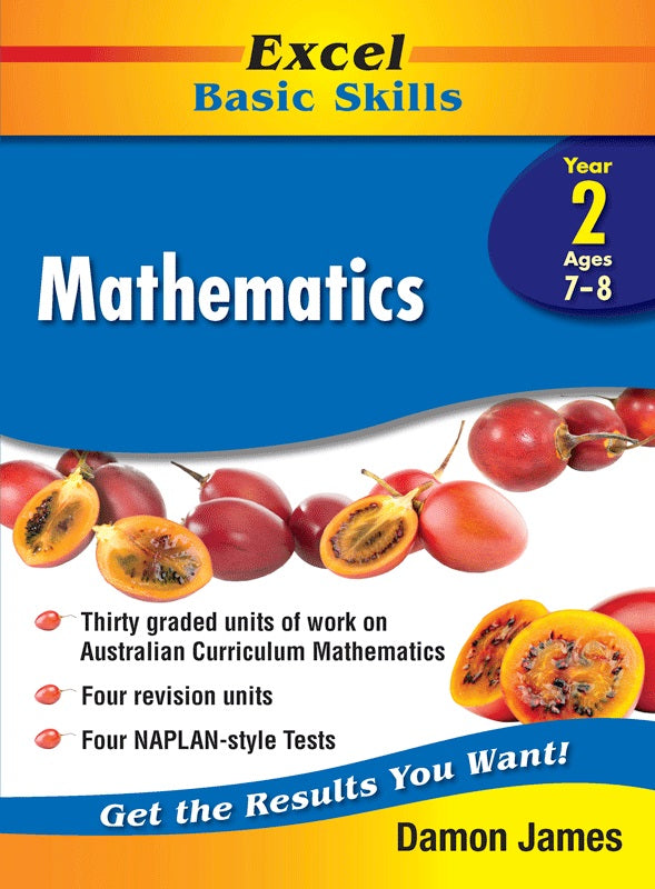 EXCEL CORE BOOK MATH YEAR 2