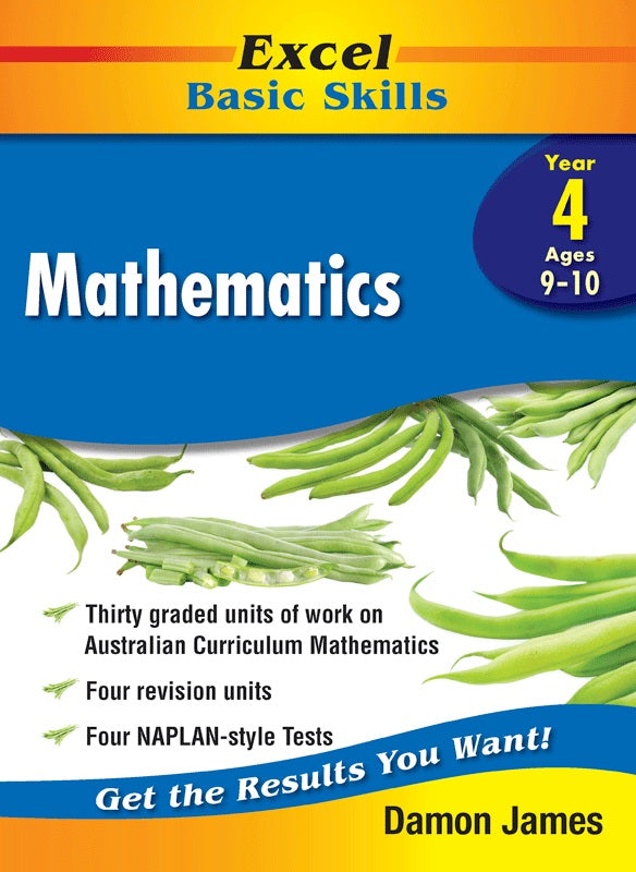 EXCEL CORE BOOK MATHEMATICS YEAR 4