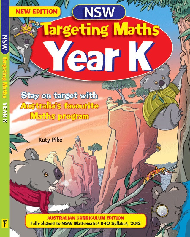 Targeting Mathematics - Year K - Excel