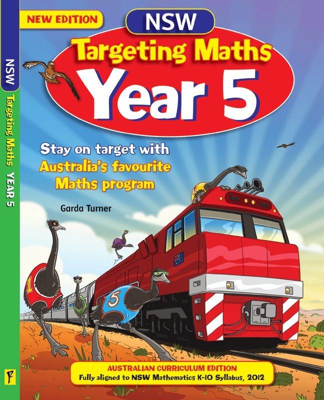 Targeting Mathematics - Year 5 - Excel