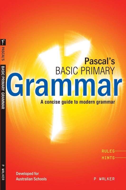Pascals Basic Primary Grammar