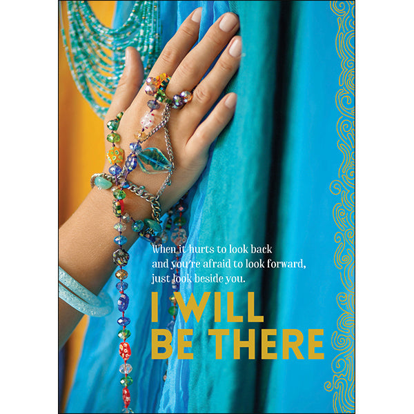 Affirmations Spiritual Card - I Will Be There