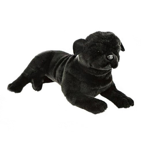 Bandit - Pug - 44cm Lying - Plush Animals - Bocchetta