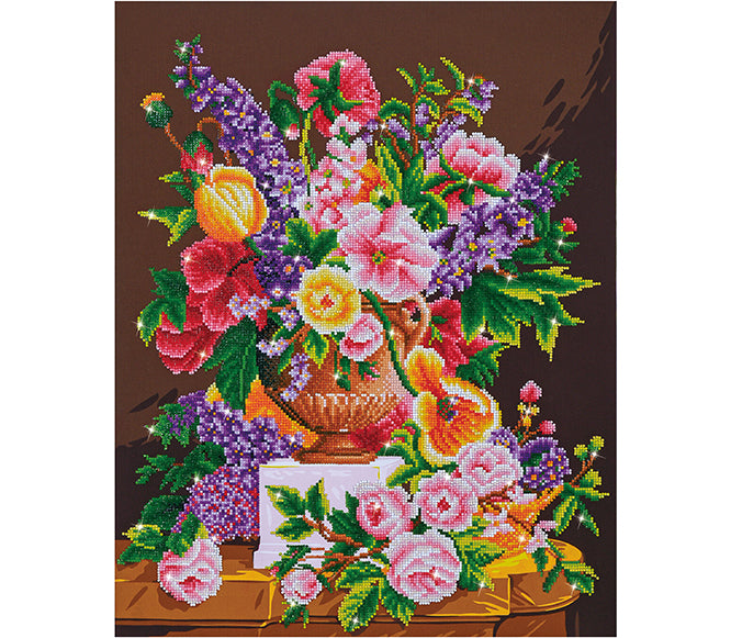 Bouquet Ancient - 53x67cm - Diamond Dotz