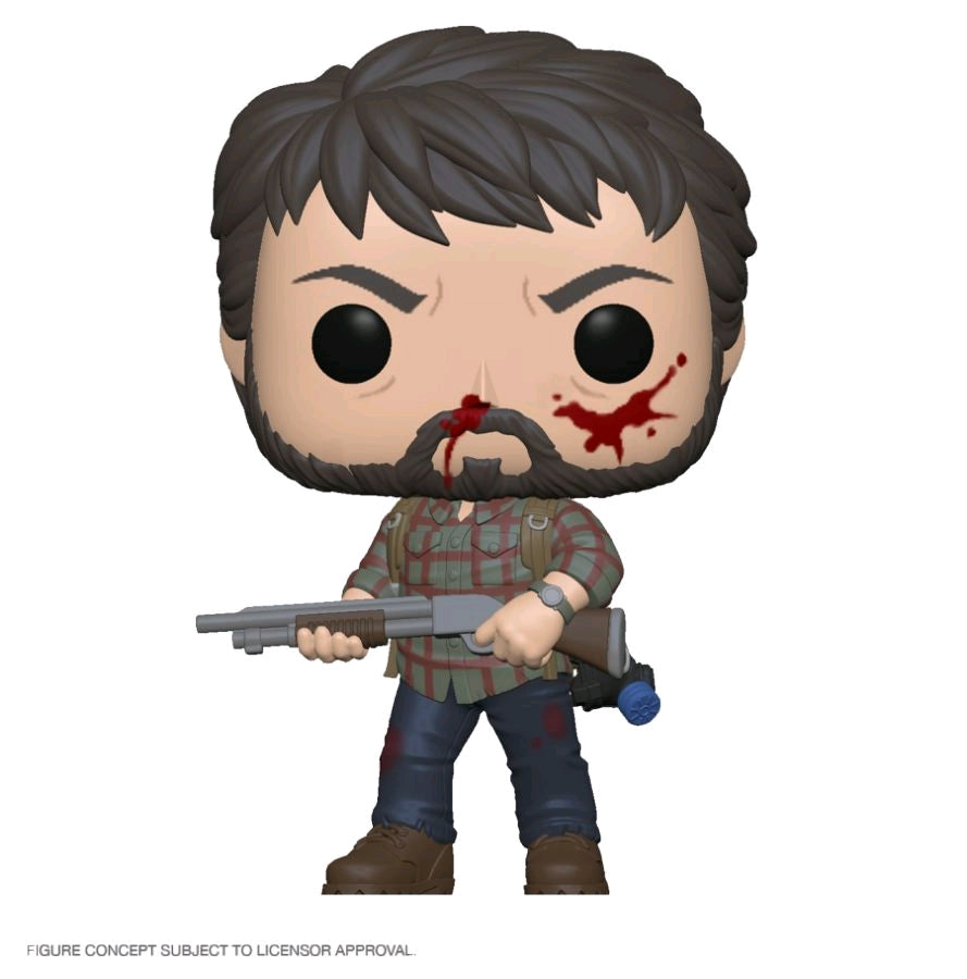 The Last of Us - Joel - #NA - Pop! Vinyl