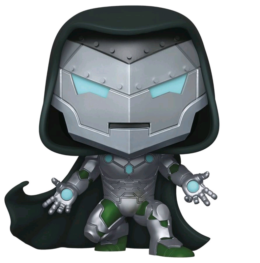 Iron Man - Infamous Iron Man - Glow in the Dark - #NA - Pop! Vinyl
