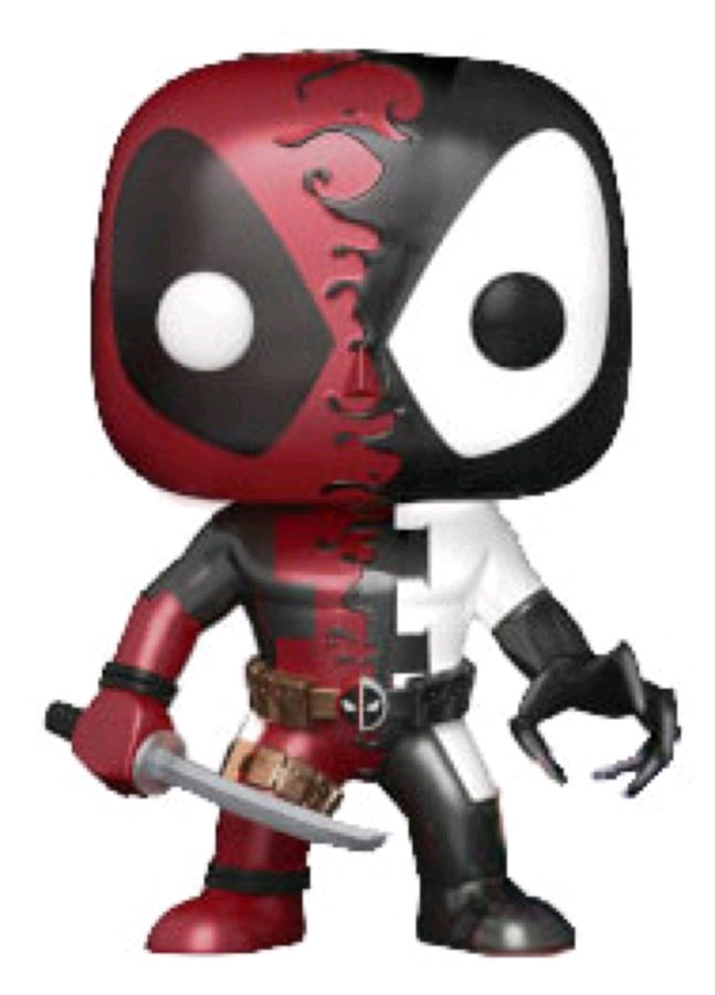 Venom - Venomized Deadpool - Metallic - #NA - Pop! Vinyl