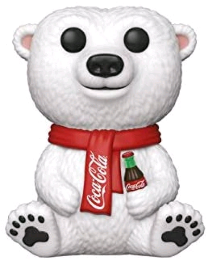 Coca-Cola - Coke Polar Bear - #NA - Pop! Vinyl