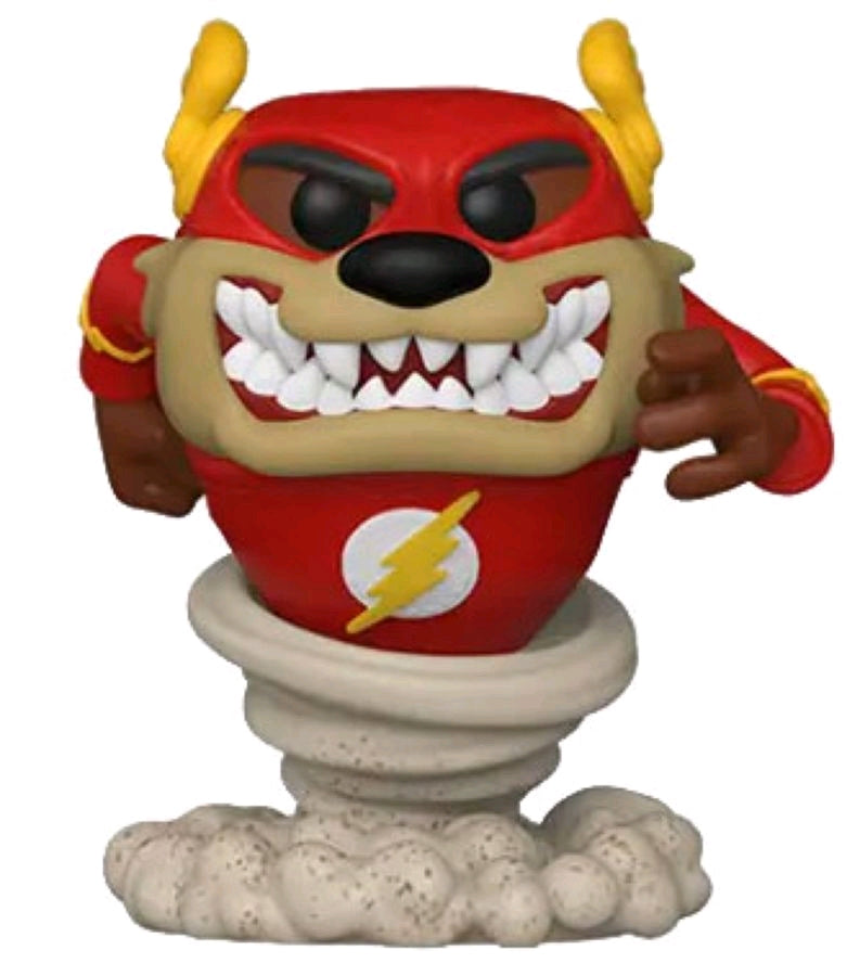Looney Tunes - Taz as the Flash - #NA - Pop! Vinyl