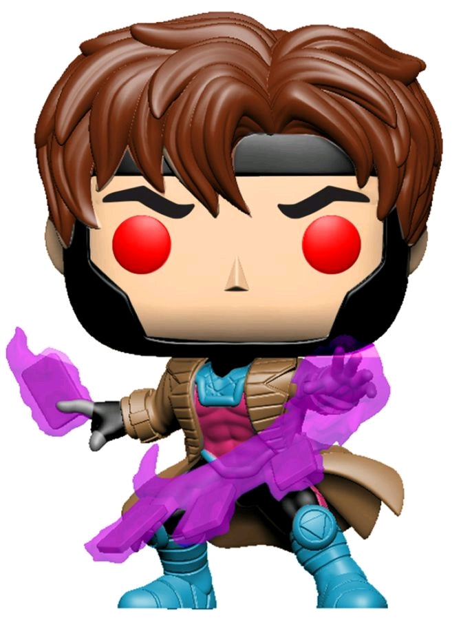 X-men - Gambit with Cards- #553 - Marvel - Pop! Vinyl