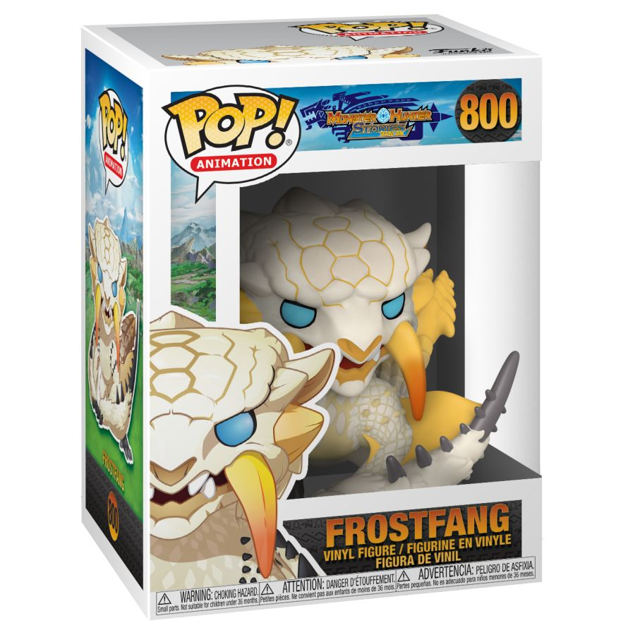 Monster Hunter Stories - Frostfang - #800 - Pop! Vinyl