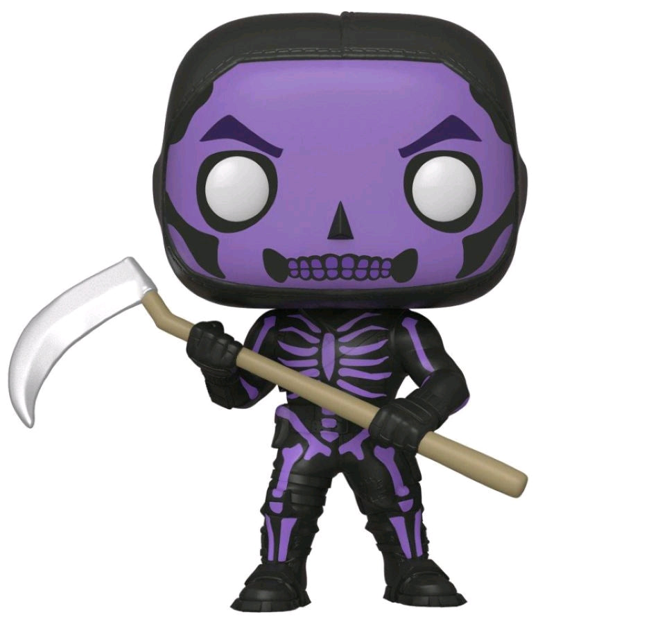 Fortnite - Skull Trooper Purple - #NA - Pop! Vinyl