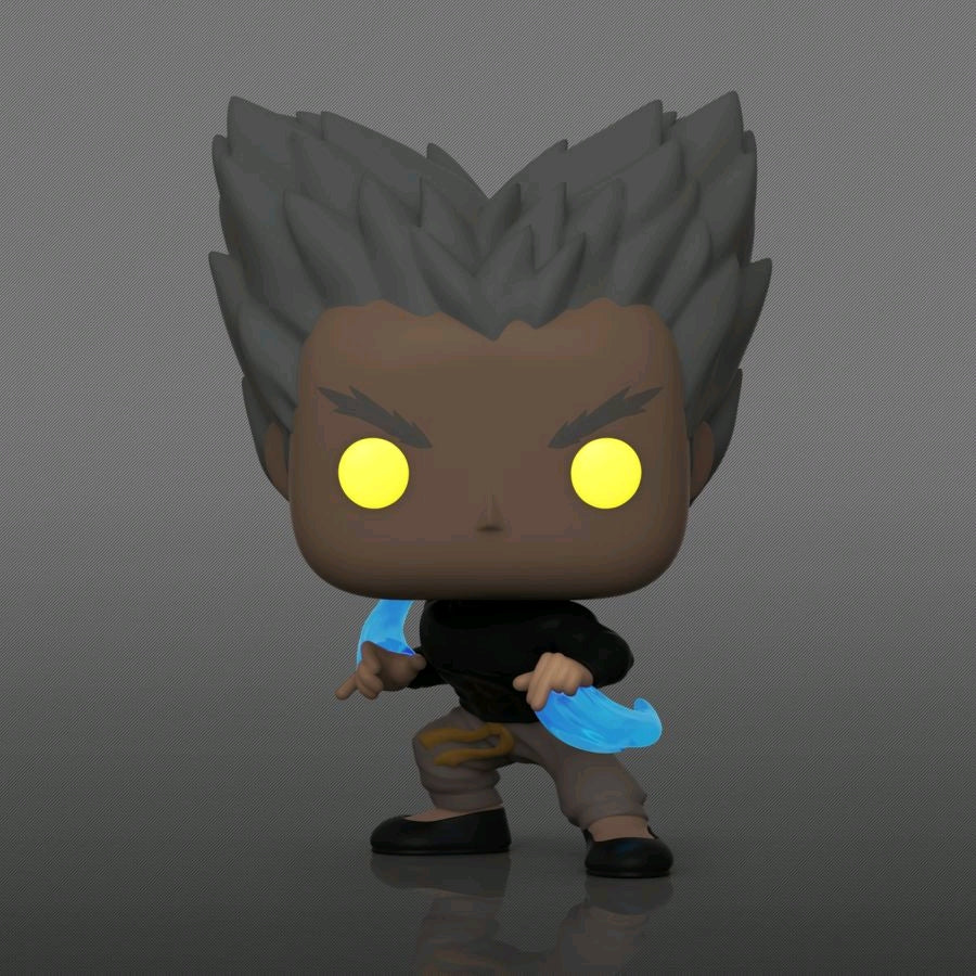 One Punch Man - Garou Flowing Water Translucent - #NA - Glow in the Dark - Pop! Vinyl