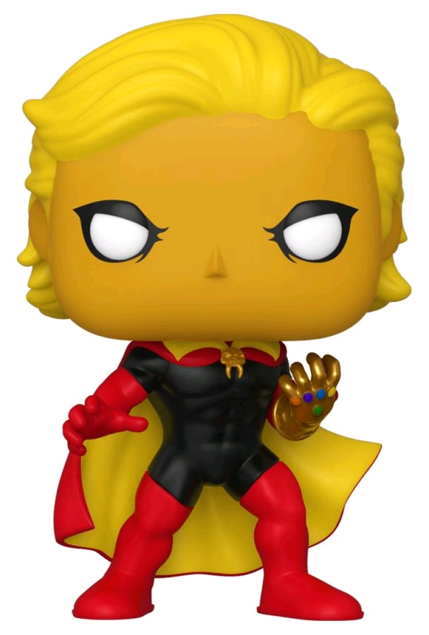 Marvel Comics - Adam Warlock - #NA - Pop! Vinyl