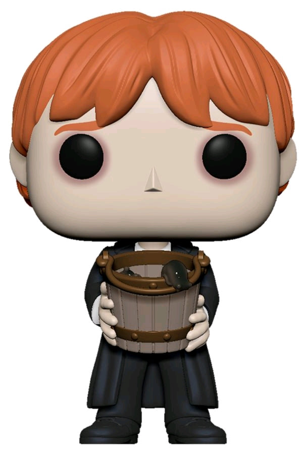 Harry Potter - Ron W/Puking Slugs - #114 - Pop! Vinyl