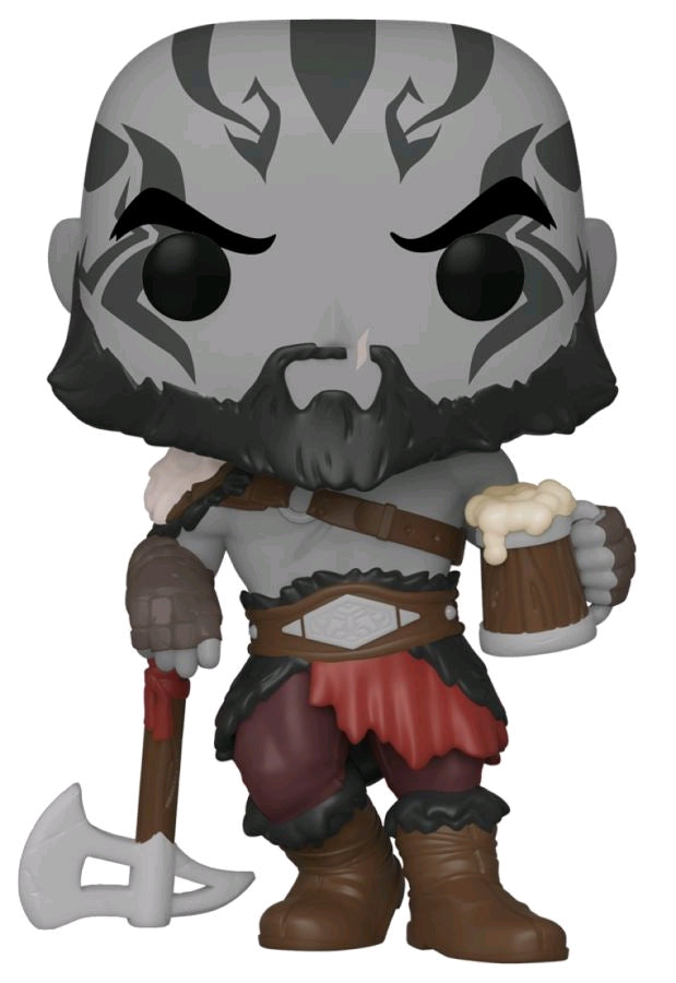 Vox Machina - Grog Strongjaw - #NA - Pop! Vinyl