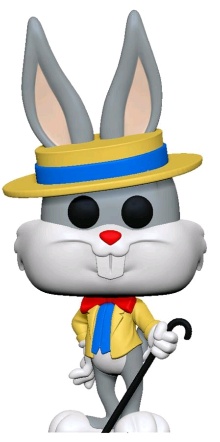 Looney Tunes - Bugs Bunny Show Outfit - 80th Anniversary - #841 - Pop! Vinyl