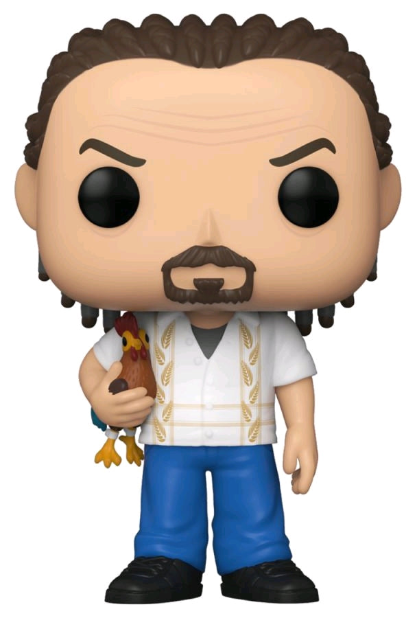 Eastbound & Down - Kenny Cornrows - #NA - Pop! Vinyl