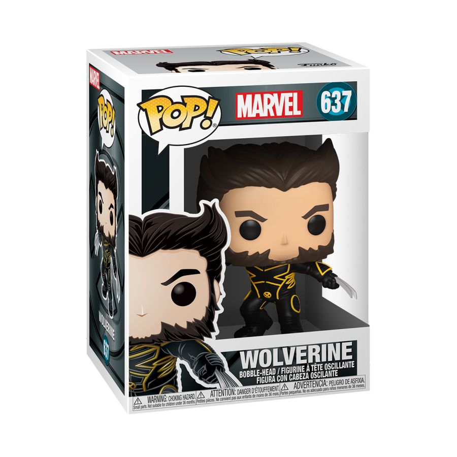 X-Men 2000 - Wolverine Jacket - #637 - Pop! Vinyl