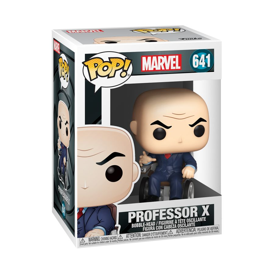X-Men 2000 - Professor X 20th Anniversary - #641 - Pop! Vinyl